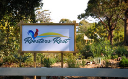 Roosters Rest Self-Contained Holiday Accommodation, Port Sorell, North West Coast Tasmania, Australia