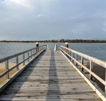 Port Sorell Jetty, Tasmania